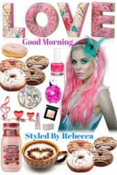 Good Morning Love Sugar Cute