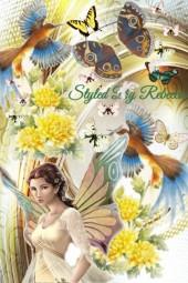 Butterfly Destiny -Spring