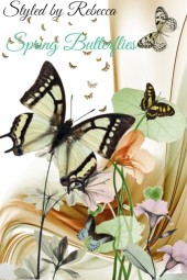 March 10/Butterflies Of Spring