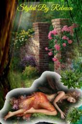 Sleeping Fairy-Art