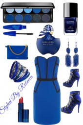 """Blue ""For The Club Girl"