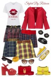 Back To School Skirt Revival