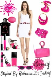Pink Friday -Hooray!