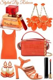 Blast Of Orange