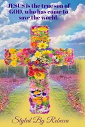 JESUS is the way art