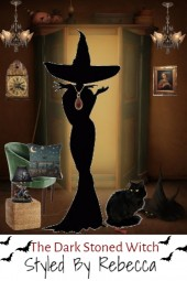 The Dark Stoned Witch
