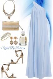Blue Soft Fades