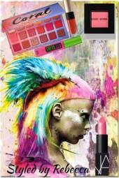 Mohawk Makeup