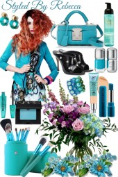 April Shades Of Blues and Beauty