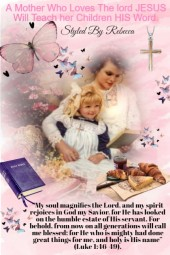 Mothers Who Magnify The Lord Art
