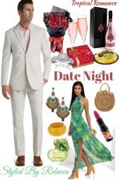 Date Night -Tropical Romance