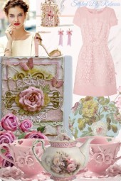 Teas and Pink