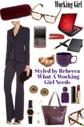 What A Working Girl Needs