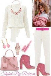 THIS FALL PINK GIRLS RULE!