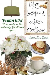 Psalm 63:1 early morning
