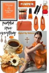 Happiest Orange Spice