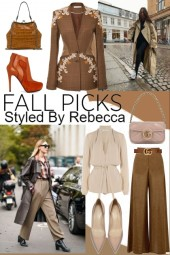Fall Picks Fashion Guide