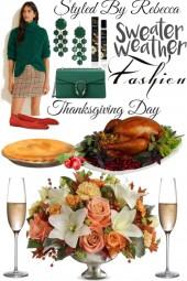 Thanksgiving fashion
