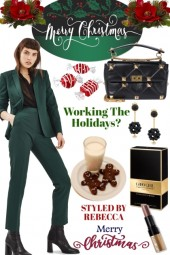 Working The Holidays?