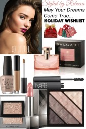 Beauty wishlist-for Saturday