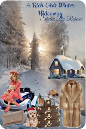 A Rich Girls Winter Hideaway