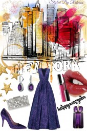 New Year -New York