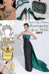 Romantic New Year Formal