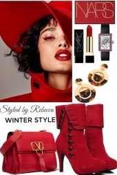 Winter Style-Red days