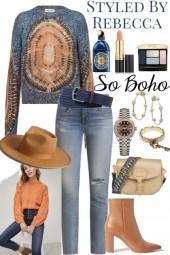 Blue Jean Boho