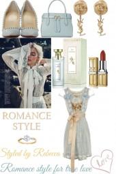 Romance style for true love