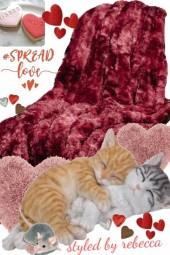 Spread the love pet art