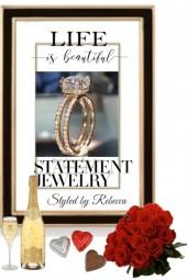 HAPPY VALENTINES DAY STATEMENT