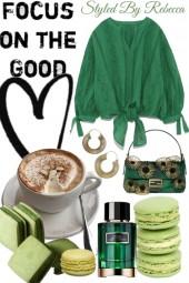 St. Patrick Day Greens