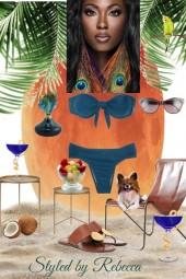 Tropical Vacation Season
