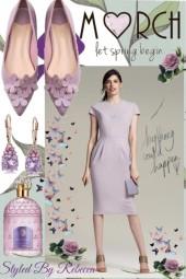 Lavender March