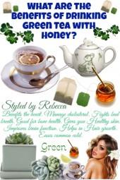 Green Tea -Green Life