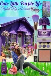 Cute Little Purple Life