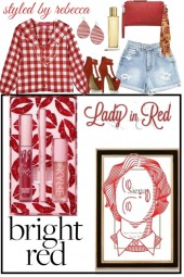 spring into red for 21