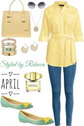 April casual
