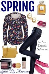Blossom tops