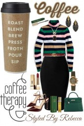 COFFEE THERAPY BEFORE WORK