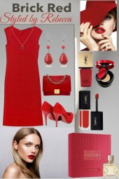 Brick Red Girls