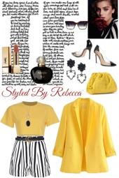 New Spring/Summer Yellow