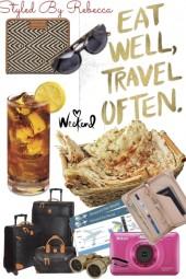 Travel weekend items