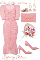 Pretty In Pink  For May