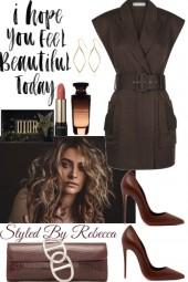 Fashion Mood -Brown Impression