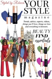 Travel with beauty essentials