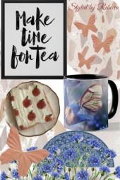 Make Time For Tea -Art