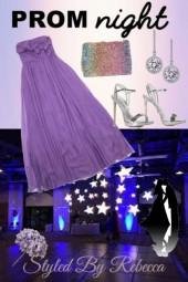 Prom Night Purple
