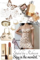 Butterfly Dresses for May